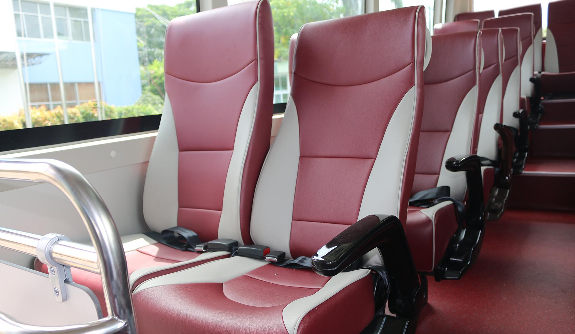 Ghế hành khách cao cấp
